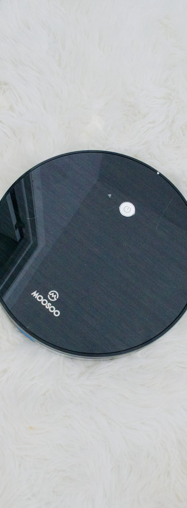MOOSOO Robot Vacuum Super-Thin 1800Pa Strong Suction Quiet MT-501 – very high quality at low price!